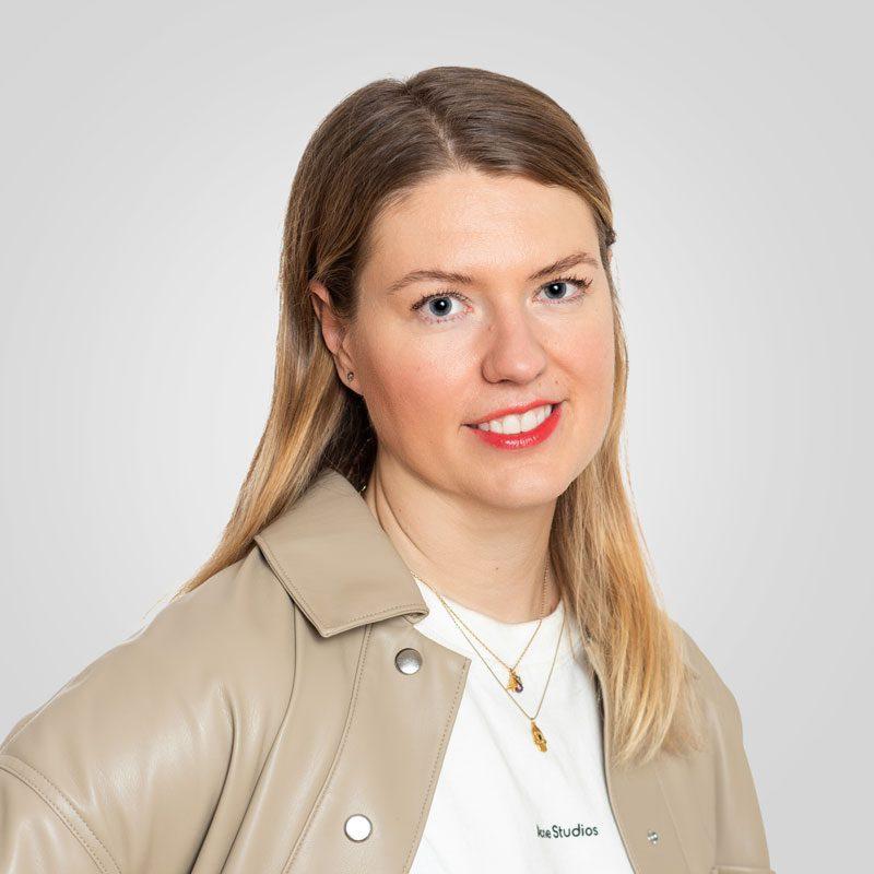 Elena Koivumäki, potrait