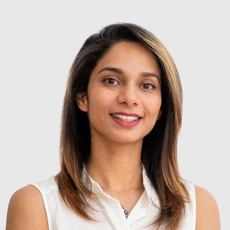 Nadia Farooq, potrait
